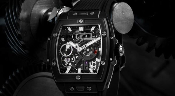 "New""Hybrid""Movement:Cheap Hublot Spirit of Big Bang Meca-10 Replica Watch"