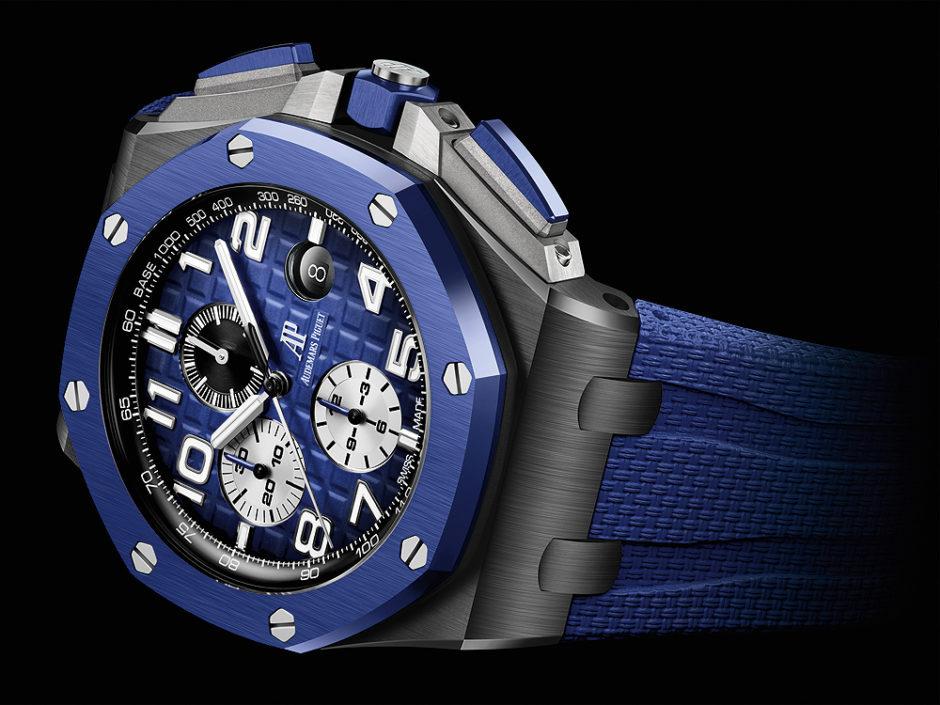 Perfect New Three Audemars Piguet Royal Oak Offshore Selfwinding Chronographs Replica Watches